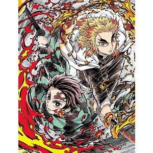[Blu-ray]/アニメ/劇場版「鬼滅の刃」無限列車編 [完全生産限定版]|neowing