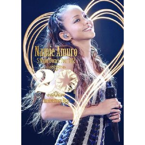 [DVD]/【送料無料選択可】安室奈美恵/namie amuro 5 Major Domes Tour 2012 〜20th Anniversary Best〜|neowing