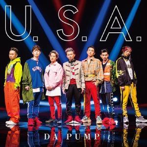 DA PUMP/U.S.A. [DVD付初回限定盤 A]