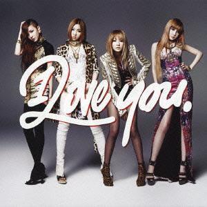 【送料無料選択可】2NE1/I LOVE YOU [CD+D...