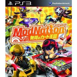 【送料無料選択可】ゲーム/ModNation 無限のカート王国 [PS3]|neowing