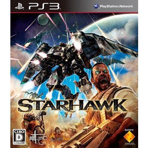 【送料無料選択可】ゲーム/STARHAWK (スターホーク) [PS3]|neowing