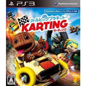 【送料無料選択可】ゲーム/リトルビッグプラネット カーティング [PS3]|neowing