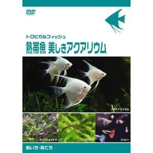 [DVD]/【送料無料選択可】趣味教養/熱帯魚 美しきアクアリウム 飼い方・育て方|neowing