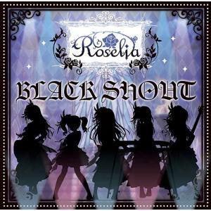 【送料無料選択可】Roselia/BLACK SHOUT [Blu-ray付初回限定盤]