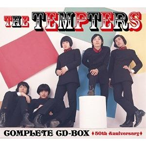 【ゆうメール利用不可】ザ・テンプターズ/50th アニヴァーサリー・コンプリートCD-BOX [完全限定生産]