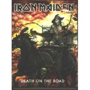 【ゆうメール利用不可】IRON MAIDEN/DEATH ON THE ROAD