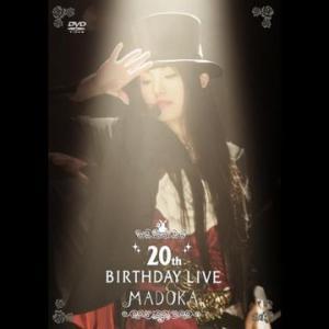 2007.8.26に表参道FABで行われたMADOKA20歳のBirthday Liveを収録。全1...