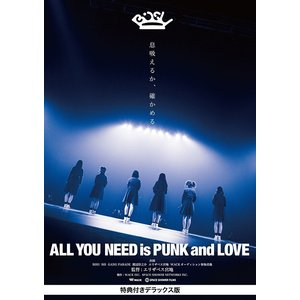 【送料無料選択可】邦画/ALL YOU NEED is PUNK and LOVE 特典付きデラック...
