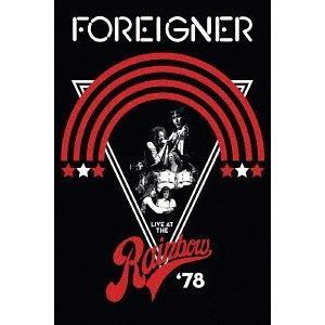【送料無料選択可】フォリナー/ライヴ・アット・ザ・レインボー1978 [DVD+CD/初回限定版]