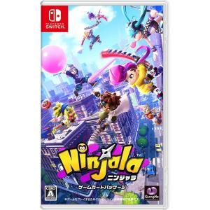 【送料無料選択可】[Nintendo Switch]/ゲーム/ニンジャラ ゲームカードパッケージ|neowing