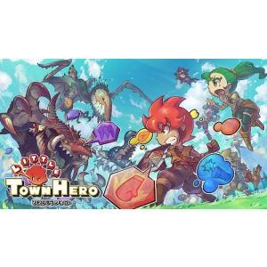 【送料無料選択可】[Nintendo Switch]/ゲーム/リトルタウンヒーロー