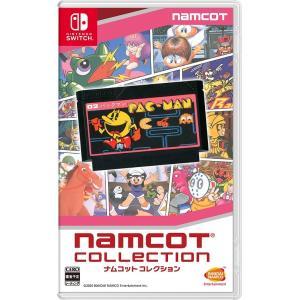 【送料無料選択可】[Nintendo Switch]/ゲーム/ナムコットコレクション|neowing