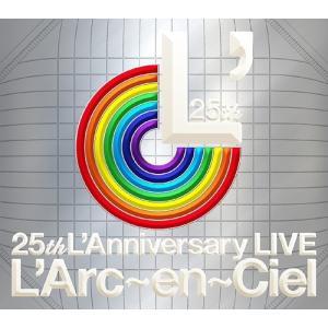 【送料無料選択可】【初回仕様あり】L'Arc〜en〜Ciel/25th L'Anniversary LIVE|neowing