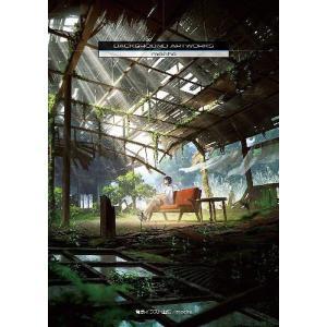 【送料無料選択可】mocha 画集 『 BACKGROUND ARTWORKS 』/mocha(単行本・ムック)