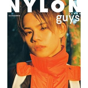 NYLON guys JAPAN KAI STYLE BOOK/NYLON JAPAN(雑誌)