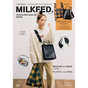 [本/雑誌]/ミルクフェド MILKFED. SHOULDER BAG SET BOOK (MILK...