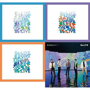 [CD]/関ジャニ∞/Re:LIVE [4タイプ一括購入セット]|neowing
