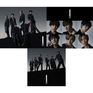 【初回仕様あり】[CD]/SixTONES/1ST [3タイプ一括購入セット]|neowing