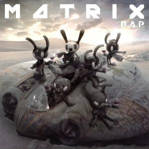【送料無料選択可】B.A.P/4th ミニ・アルバム: マトリックス (ノーマル・ヴァージョン) [輸入盤]