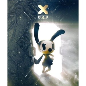 【送料無料選択可】B.A.P/4th ミニ・アルバム: マトリックス (スペシャル・ヴァージョン/X) [輸入盤]