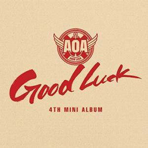 【送料無料選択可】AOA/4th ミニ・アルバム: グッド・ラック (ヴァージョンA/ウィーク) [輸入盤]