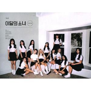 【ゆうメール利用不可】LOONA〜今月の少女/1st ミニ・アルバム: ++ (A-ヴァージョン) [輸入盤]