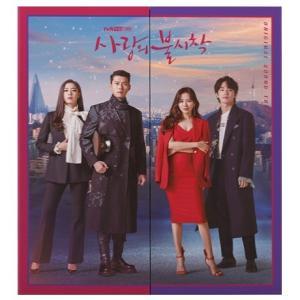 【送料無料選択可】[CD]/TVサントラ (TVN DRAMA)/【8/26以降出荷予定】愛の不時着 [輸入盤]|neowing