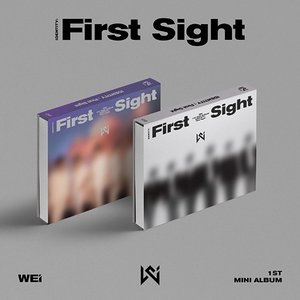 [CD]/WEi/アイデンティティー: ファースト・サイト (1st Mini Album) [輸入盤]の画像
