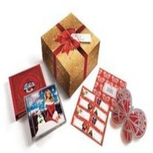 【この商品は輸入盤です】クリスマスが訪れる度、マライアが聴きたくなる・・・みんなが大好きなマライアか...