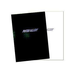 [GOODS]/【ゆうメール利用不可】GOODS/ポスターギャラリー ブラック [B2サイズファイル]|neowing
