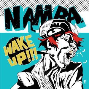 【送料無料選択可】難波章浩-AKIHIRO NAMBA-/WAKE UP!!! [CD+DVD]