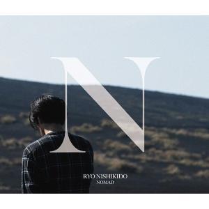 【送料無料選択可】錦戸亮/NOMAD [CD+DVD/初回限定盤A]