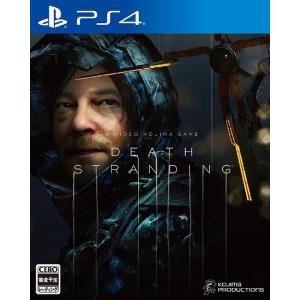 【送料無料】ゲーム/DEATH STRANDING [通常版][PS4]