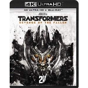 【送料無料選択可】洋画/トランスフォーマー/リベンジ [4K ULTRA HD + Blu-rayセット][Blu-ray]|neowing