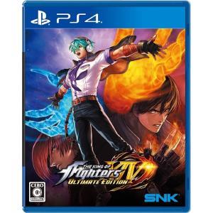 【送料無料選択可】[PS4]/ゲーム/THE KING OF FIGHTERS XIV ULTIMATE EDITION neowing