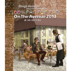 [Blu-ray]/浜田省吾/ON THE AVENUE 2013「曇り時々雨のち晴れ」 [通常版]|neowing