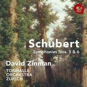 【送料無料選択可】デイヴィッド・ジンマン/シューベルト: 交響曲第5番&第6番
