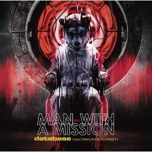MAN WITH A MISSION 移籍第一弾シングル ! 全4曲収録。