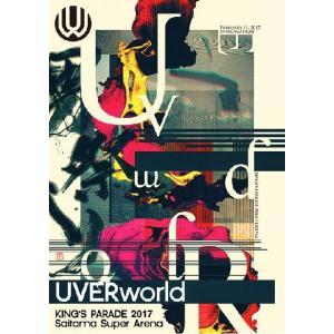 【送料無料選択可】UVERworld/UVERworld KING'S PARADE 2017 Saitama Super Arena[Blu-ray|neowing