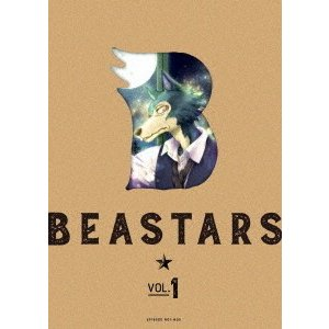 [Blu-ray]/アニメ/BEASTARS Vol.1
