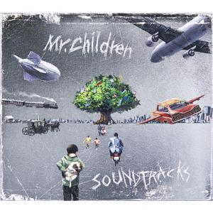 【送料無料選択可】[CD]/Mr.Children/SOUNDTRACKS [通常盤]|neowing