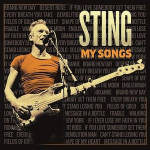 スティングが、ポリスとスティングの大ヒット名曲を現代的にセルフ・カヴァー。つまり、新しいベスト・アル...