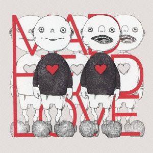 米津玄師/MAD HEAD LOVE/ポッピンアパシー [通常盤]