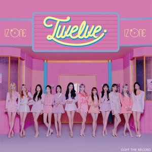 [CD]/IZ*ONE/Twelve [CD+DVD/Type A]|neowing