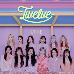 【初回仕様あり】[CD]/IZ*ONE/Twelve [CD+DVD/Type B]|neowing