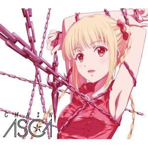 ASCA/CHAIN [CD+DVD/アニメ盤(期間生産限定盤)]