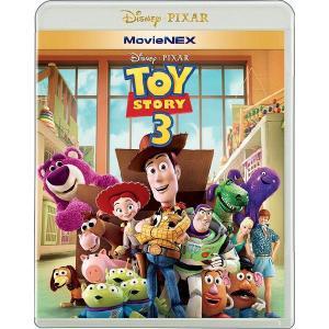 【送料無料選択可】ディズニー/トイ・ストーリー3 MovieNEX [Blu-ray+DVD][Blu-ray]