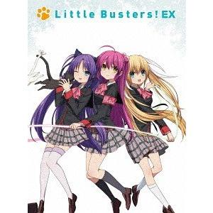 ※ゆうメール利用不可※/OVAとして『リトルバスターズ! 〜Refrain〜』のBlu-ray&am...