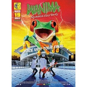 【送料無料選択可】WANIMA/JUICE UP...の商品画像